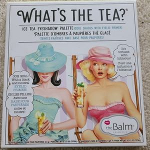 THE BALM - WHAT'S THE TEA?
